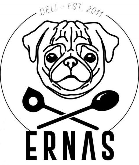 ErnasDeli Logo
